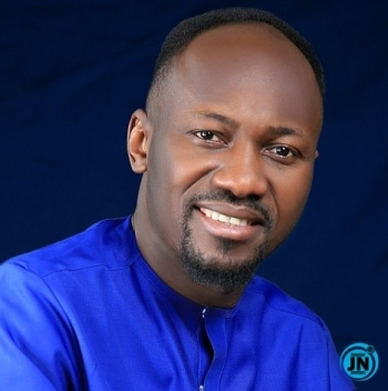 """""""I can confidently say we don't have a president"""" – Apostle Johnson Suleman"""